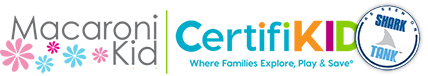 CertifiKID & Macaroni Kid Sales Network Logo